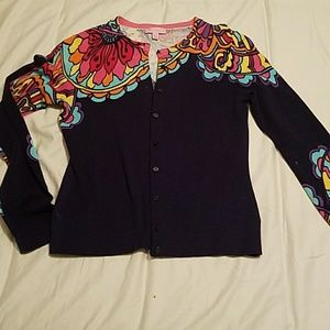 Size Small Lilly  Pulitzer Bright Cardigan
